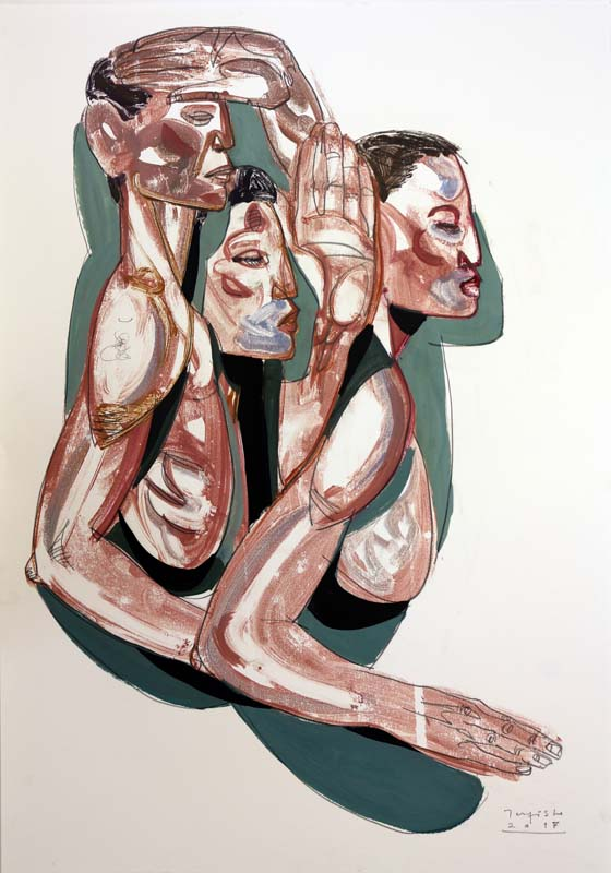 Art by Tesfaye Urgessa